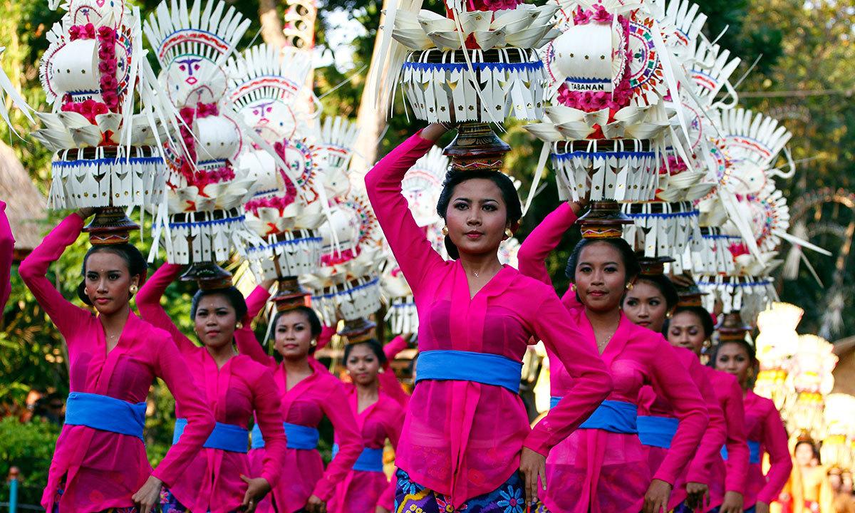 Bali Art festival Denpasar