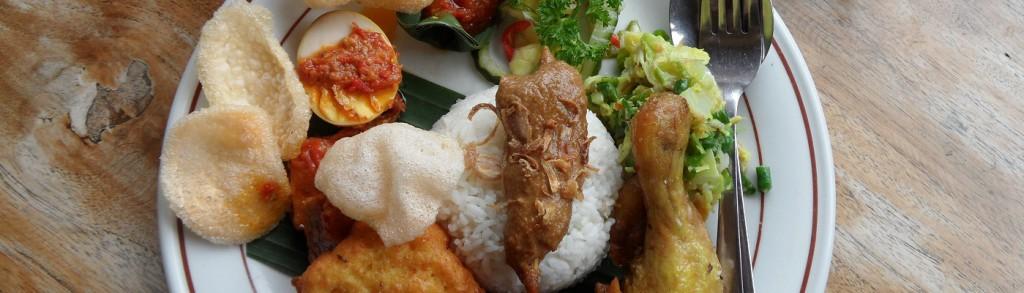 De Balinese keuken staat garant voor heerlijke en geurige gerechten!