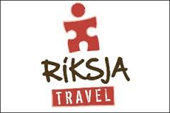 Riksja travel logo