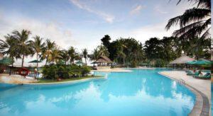 Santosa resort lombok zwembad_2