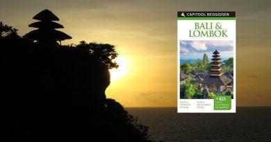 Met een Capitool reisgids Bali & Lombok zie je meer!